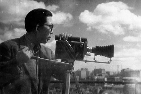 Photographe, cinéaste et acteur